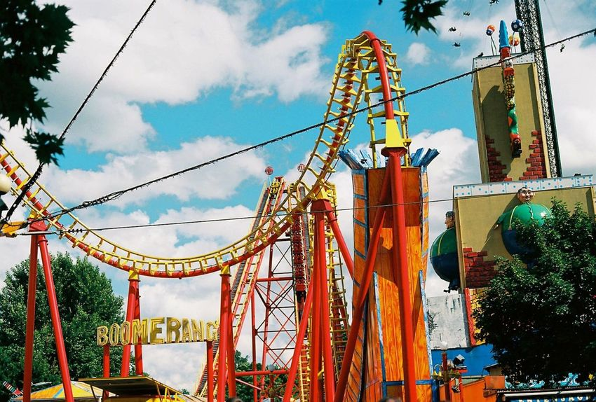 Love it.. 🎢🎢🎢🎢 Wien Snapshot Traveling OpenEdit Enjoying Life Taking Photos 35mm Film Contax G2 Pargue Hello World Snapshots Of Life Energy Color Of Life