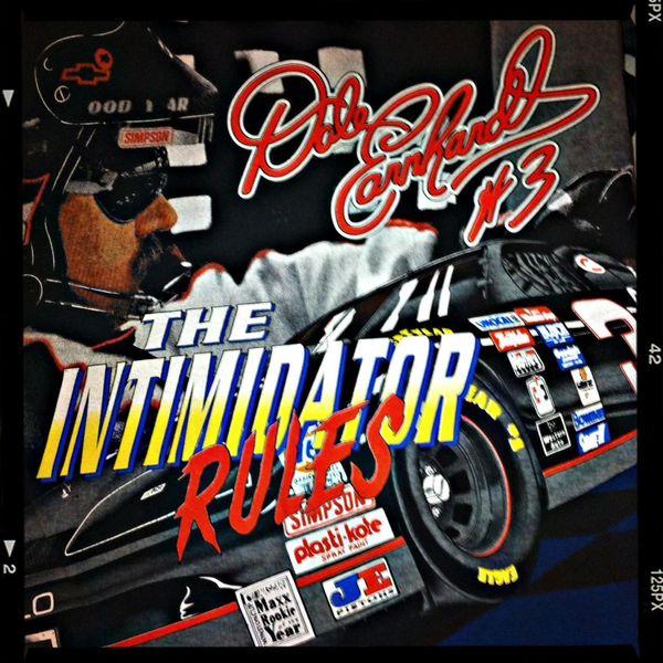 NASCAR R.I.P DALE EARNHARDT SR Race Nascar Icon