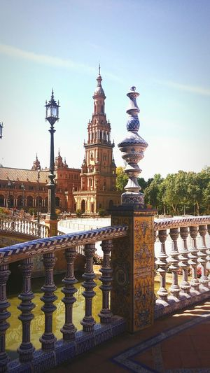 Showcase April EyeEm Gallery EyemphotographyPlaza De España Sevilla Europe_gallery Europa2015 Spain_gallery Spain ❤ My visit to the Plaza de España in Sevilla Spain last May was gratifying to say the least. I probably took over 400 photos and spent approximately six hours walking through this magnificent public park. EyeI would recommend if you find yourself in Sevilla, spend a few hours in this beautiful setting. You will be glad you did!