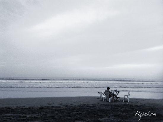 Repukom Beach Ocean Morocco Loneliness Nowhere Sea Inspirational EyeEm Nature Lover Oceanview