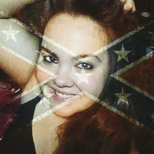 Southern Pride ;) Southerngirl Southern Belle Southern Life Rebelflag Itsallaboutthesouth