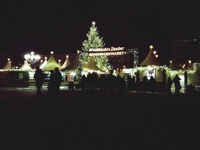 Feeling all christmassy Christmas Market