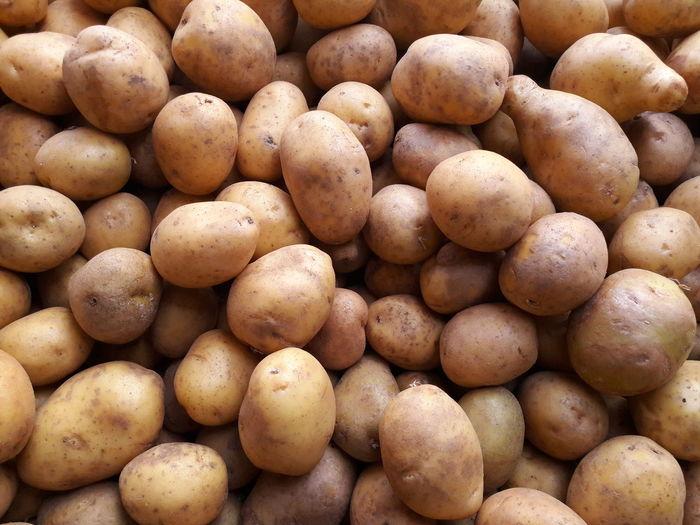 Potatoes at the