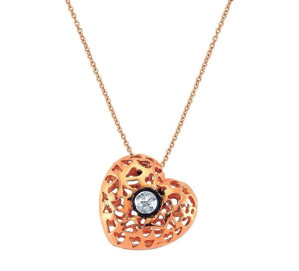 Diamond Jewelry Pendant Mobile Photography