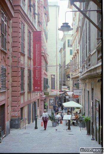 Genoa, Italy,