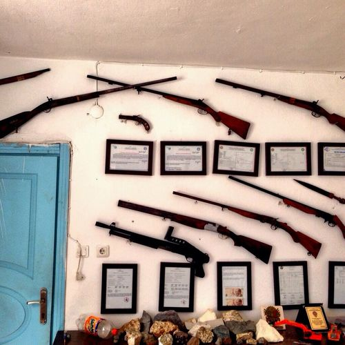 Tüfek Antika Koleksiyon