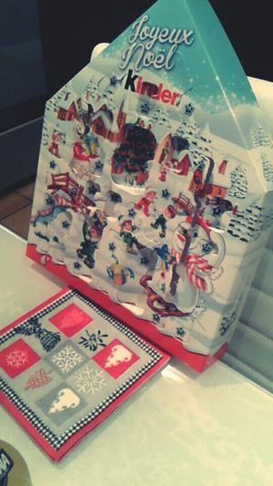 Christmas Calender  Fini 24/12/14