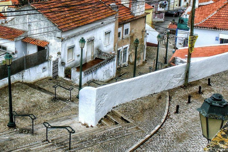 Aldeia típica de Portugal.