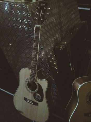 Music Acoustic Electric Guitar Beauty