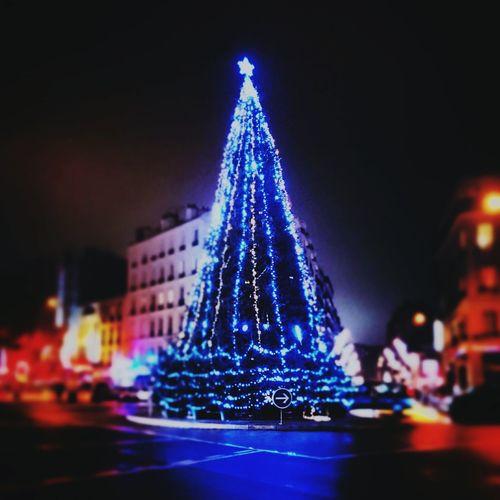 Christmas Tree Paris