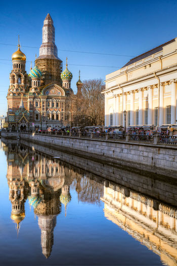 Architectural Column Architecture Building Exterior Built Structure History Outdoors Reflection Religion Sky The Past Water Waterfront