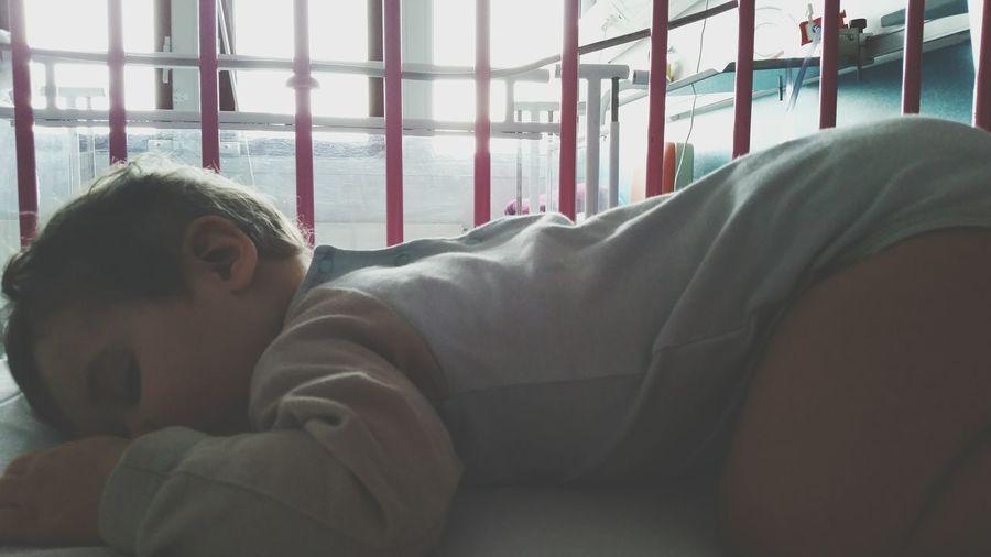 Mon bébé encore malade hospitalisé perfusé Mon Fils Bébé ♥ Love France First Eyeem Photo My Baby Hôpital Malade Beauvais Babyboy