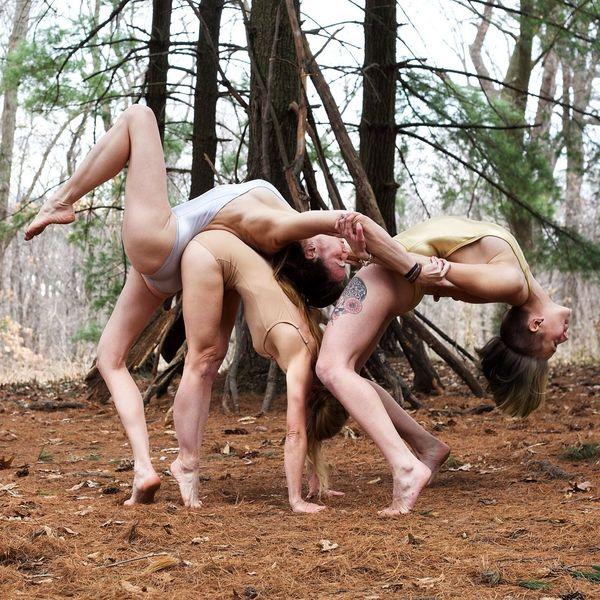 Yoga Yoga Pose Moshpit Beautiful Animals  Yogagirl Crazy