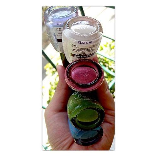 Still dunno what should I put on my nailiee.???❤❤❤ BigQuestionMark Nailpolish Naillacquer Summercolors