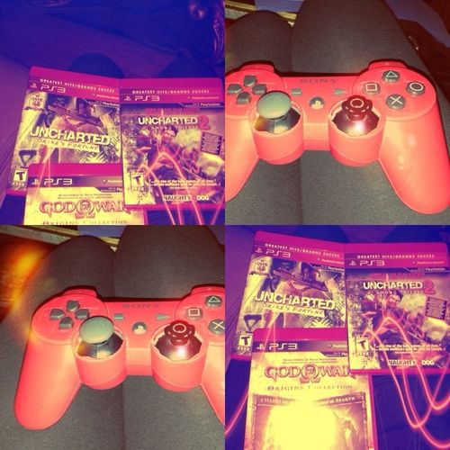 :) fanna Smack these games on good time (: