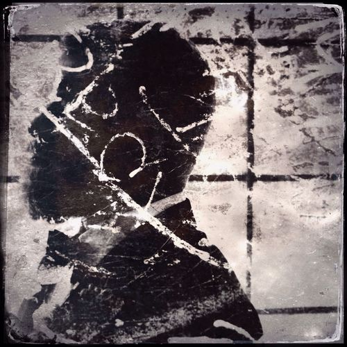 Tom IPhone Portrait Iphoneart Glas Bricks