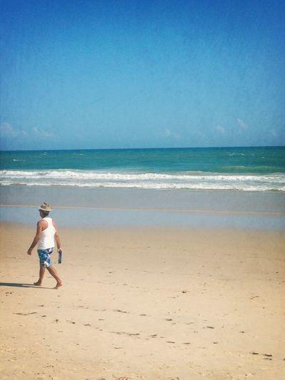 Beach Ocean Relaxing Summer