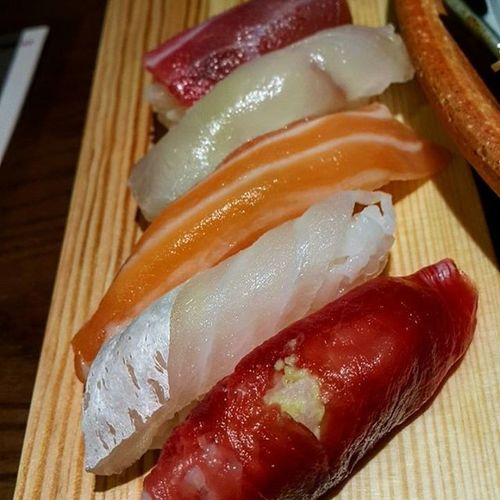 먹스타그램 먹부림 먹방 오미카세 회 초밥 이춘복스시
