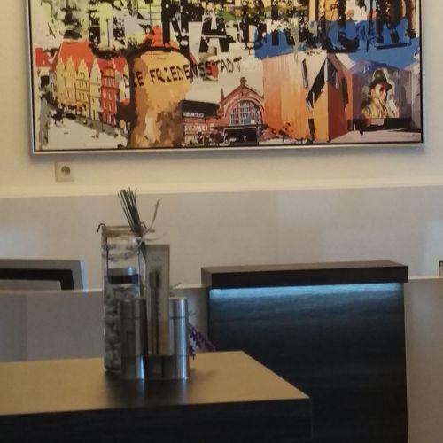 Osnabrück Travel Hotel On The Road Art