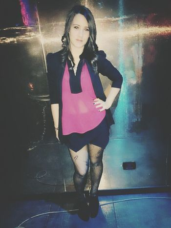 Bailando ❤✌ Me Accademia Halloweenight ✌❤