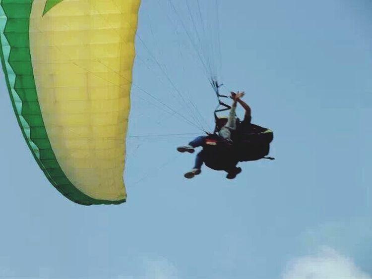 Nine months ago! GoodTimes Nicetime Memory Recall Paragliding