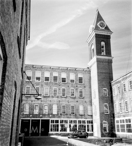 Massmoca Massachusetts Moca Museum Contemporary Art Bnw Blackandwhite Building Blanco Y Negro