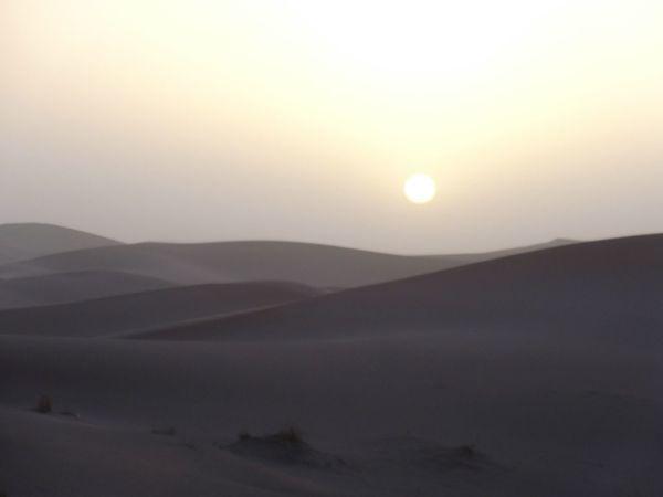 Coucher De Soleil sur les Dunes South Morocco Erg Morocco Nature Photography Sable Sunset Mhamid Dunes Sand Dune Maroc