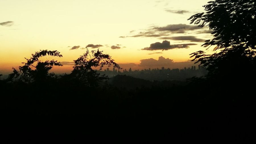 Run away from the noise of the city Antipolo City Anothersunset Lovingthepeace