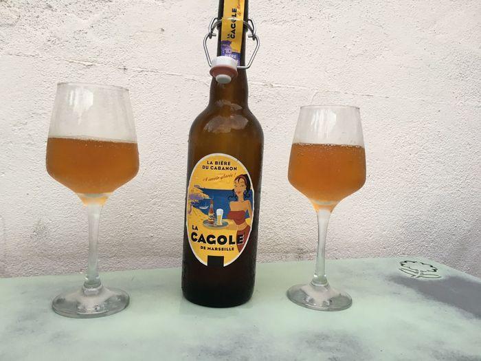 Alcohol Beer Bottle Marseille Refreshment Summer