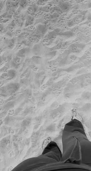 Following the path Hanging Out Taking Photos Relaxing Capturing Freedom Faces Of Summer Portrait Barefoot Enjoying Life Life Is A Beach Streetphotography