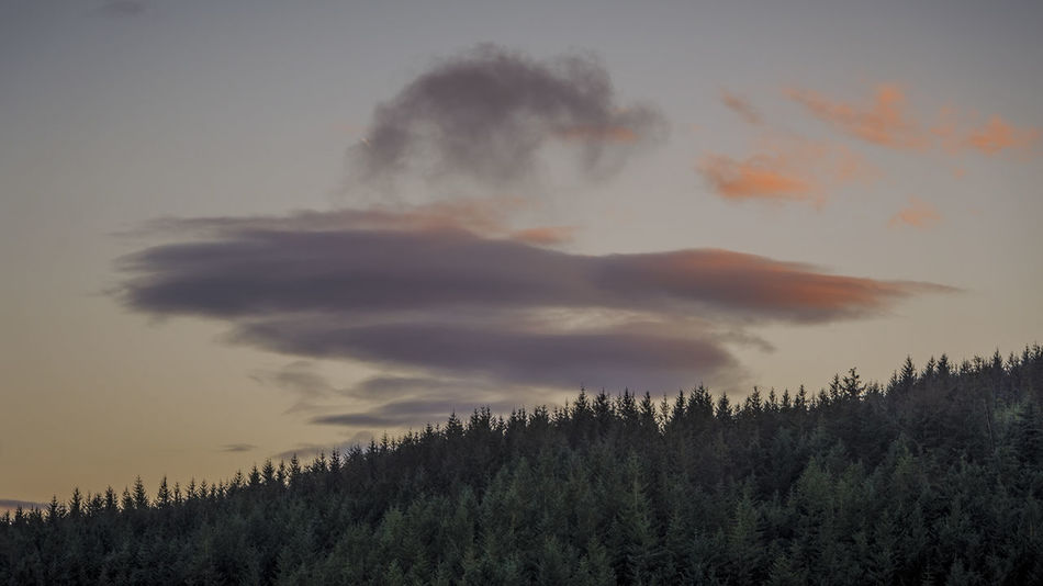 Beauty In Nature Cloud - Sky Landscape Mountain Nature No People Outdoors Scenics Sky
