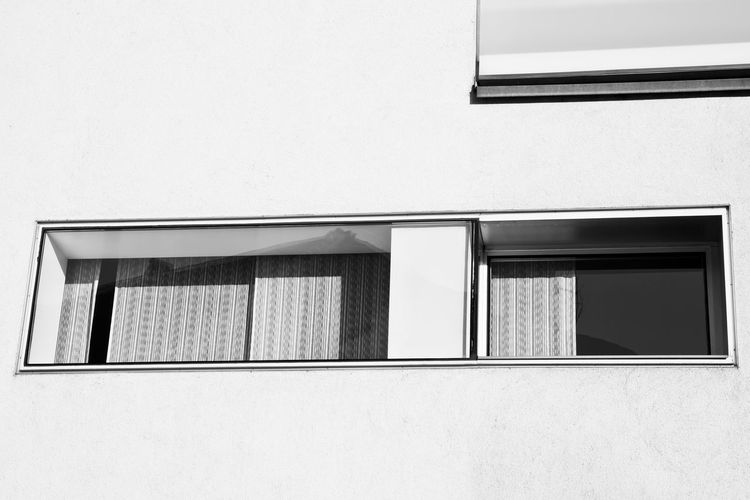 minimal reflections #03 Architecture Lines Architecture Blackandwhite Building Building Exterior Built Structure Close-up Day Lines And Shapes Lines Shapes And Curves Minimal Minimalism No People Outdoors Window The Graphic City
