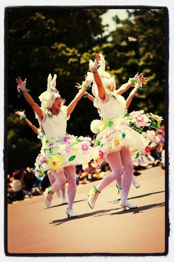 Tokyo Disney Land Disney☆ Disneyeaster Hippityhoppityspringtime