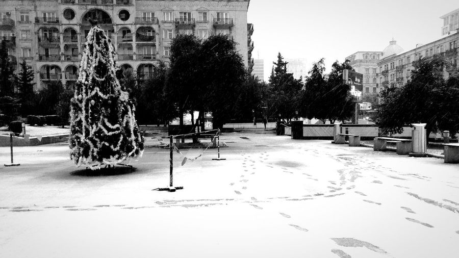 Baku Park Fizuli At 07:00