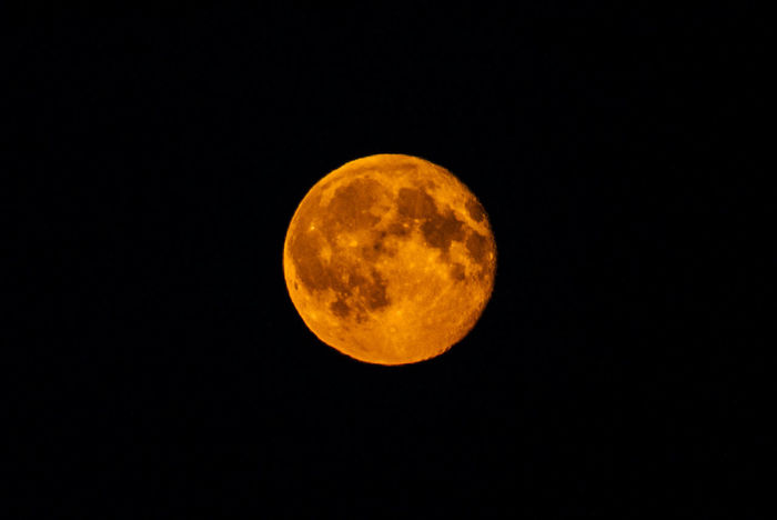 Astronomy Beauty In Nature Circle Full Moon Moon Moon Surface Nature Night No People Outdoors Satellite View Scenics Sky Space Star - Space Tranquility Yellow