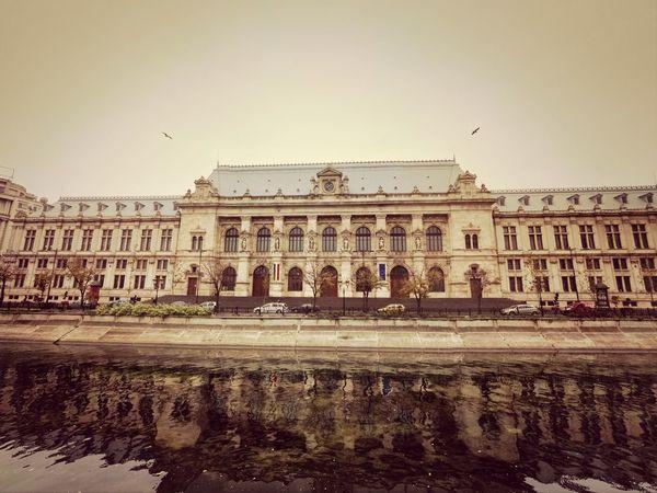 Justice Palace Bucharest Bucureşti Romania