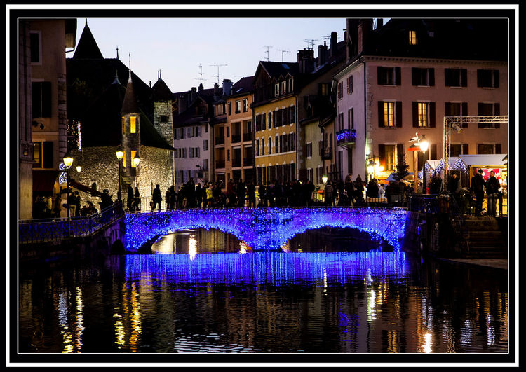 Christmas at Annecy Annecy, France Photography Travelling Travelphotography Easytravel Onedaytrip Christmas Lights First Eyeem Photo