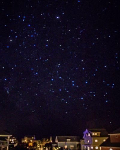 Astrophotography Stars Nightphotography Beach Gulf Of Mexico Florida Night Sky