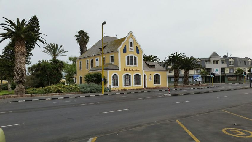 Swakopmund Hanging Out Check This Out Namibia Slowtown Historic Building