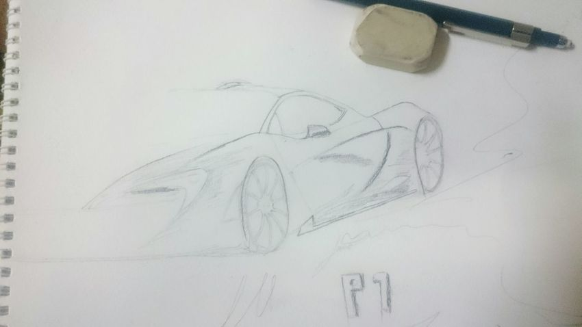 I spend a lot of time to makes this happen! Why i stopped a long time for Drawing ..its ok..well.. I'll keeping an active those fingers!..any suggestions to do right way people i'll appreciat..just was a Draw Design Sketching Sketch P1 Sketchcar Rims McLaren Mclaren P1