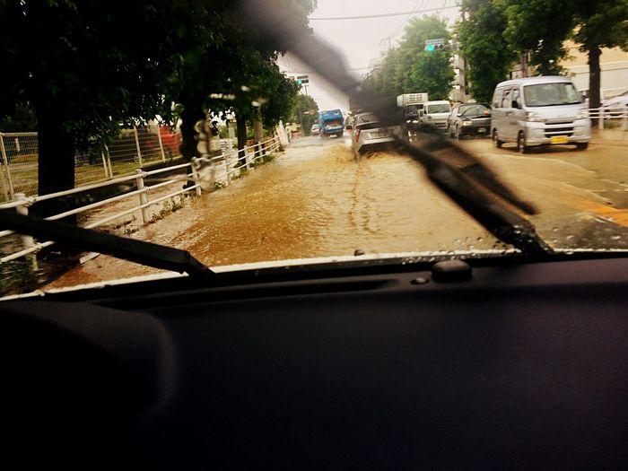 Rainy Days Road