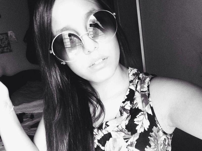 Selfportrait Black And White Enjoying Life Selfie ✌