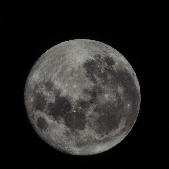 Beaultiful moon.
