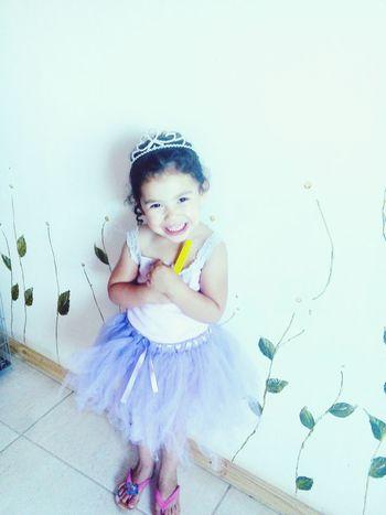 Minha princesa.