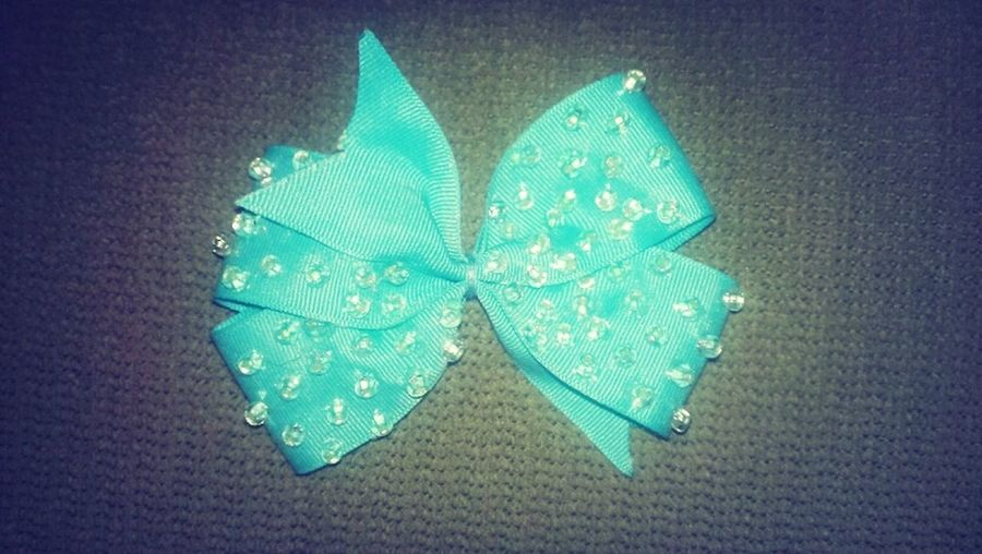 I make and sell bows. If you like then let me know;)