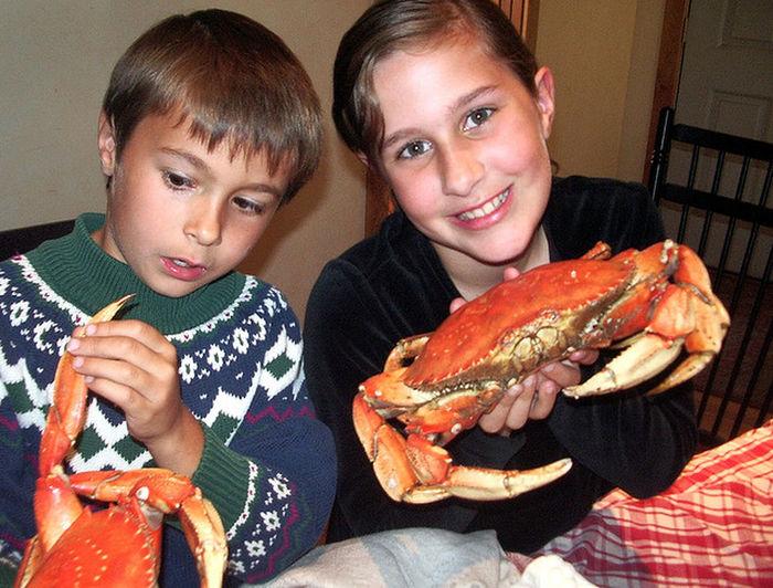 Mealtime kids