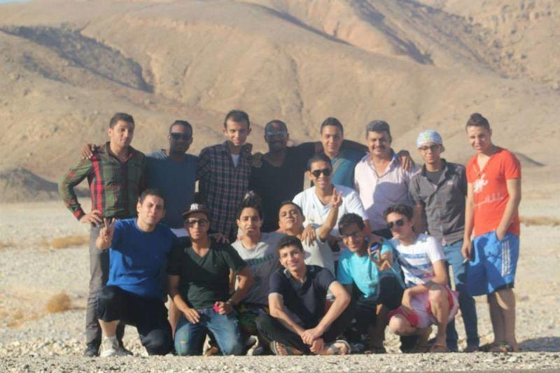 My F** Best Friend  in safagah Helloworld Adventure Arabian Desert