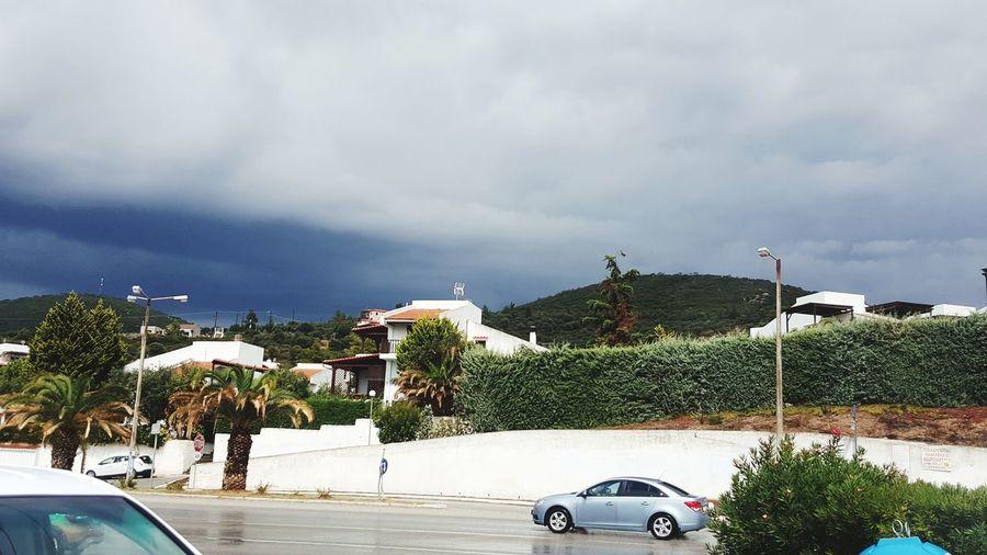 mountain Cloud - Sky Day Outdoors Storm Cloud Sky Tree