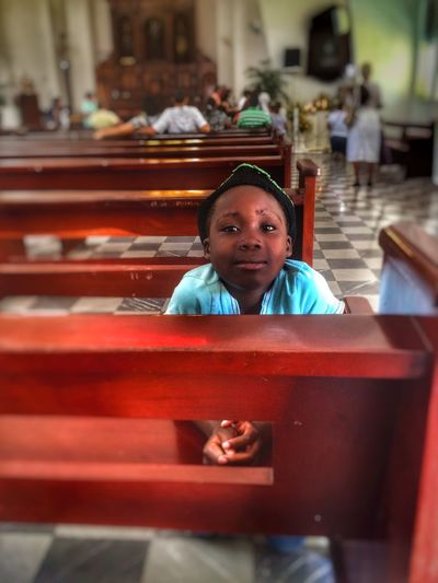 Church Catolic Church Haitian Beauty Girl Hello World Haitian Kids