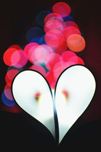 Love ♥ Love Bokeh Bokeh Photography Nikonphotography Lovelovelove Heart Heart ❤ CreativePhotographer